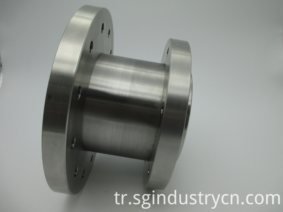 Stainless Steel Lathe Parts