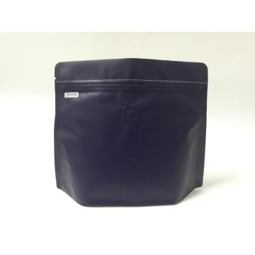 Stand Up Coffee Bag Z Zipper Pocket