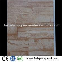 Único painel de PVC laminado do PVC da folha do PVC do painel de parede