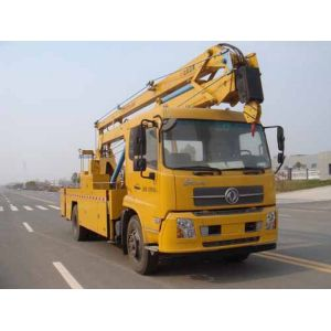 2018 new cheap bucket trucks for sale