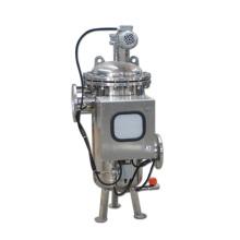 Filtre à eau de rinçage automatique de 150 microns pour huile