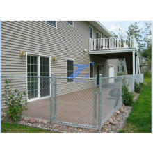 Super Nice Quality Chain Link/Diamond Courtyard Fence on Sale