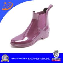Neueste Transparent Regen Stiefel für Frauen