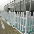 clôture horizontale en aluminium enfants à l'intérieur jouent la clôture de la zone