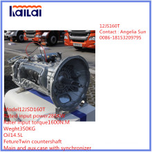 Benz Spare Parts with Fuller Fast Gearbox Parts