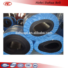 DHT-124 steel and cold resistant rubber cover belt conveyor export from china