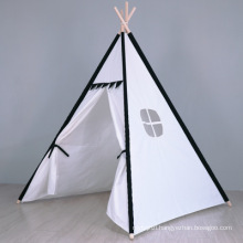 teepee kids tent outdoor children toy playing