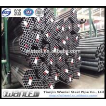Échafaudage galvanisé à chaud tuyau / tube en acier