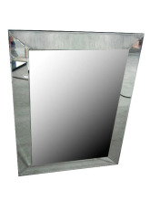 벨벳 다시 전통적인 벽 거울