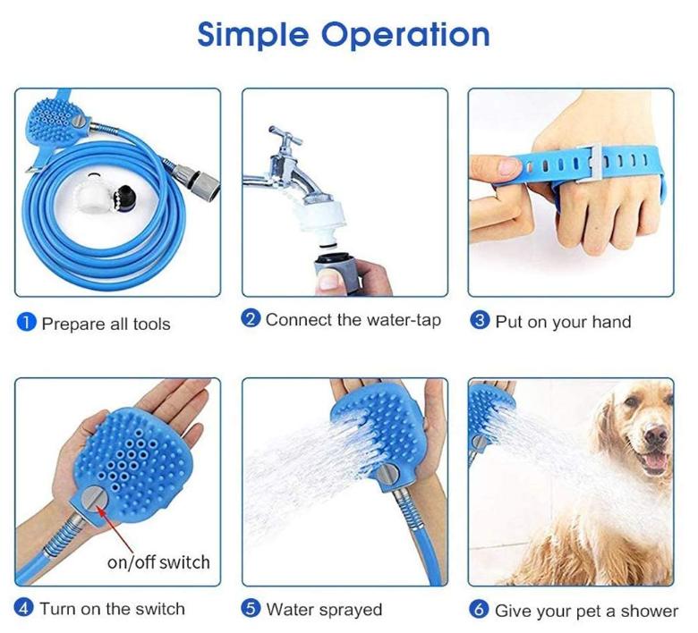 Dog Washing Kits