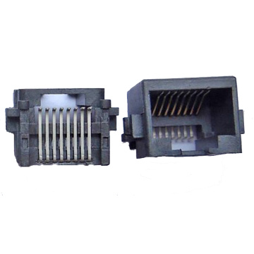 RJ45 8P8C DIP Sink in 8,6 mm