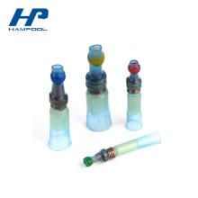 Gaine thermorétractable pour dispositif de serrage à souder (non-RoHS) Gaine thermorétractable rétractable