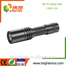 Wholesale Cheap Price Emergency Usage 1*AA or 14500 Battery Small Pocket Size Cree XPE Bright high power torches
