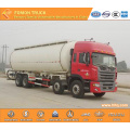 euro3 12 wheels powder transport vehicle JAC brand