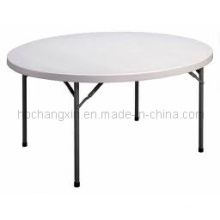 Hot Selling HDPE Plastic Round Banquet Table