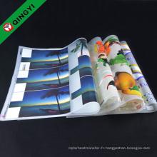 Transfert de chaleur de plastisol de haute température de QingYi pour le T-shirt