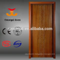 New design interior veneer wooden residential flush door