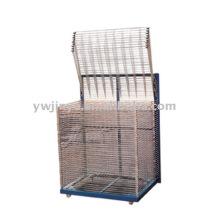 Racks de secado para serigrafía de productos y secado Rack carretilla