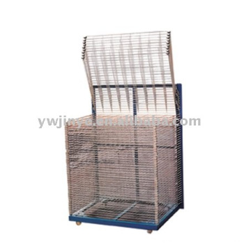 Drying Racks for Screen Printing Products/Drying Rack Trolley