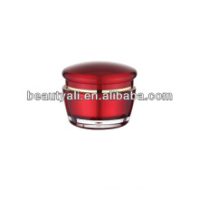 Cosmetic Packing Red Creme Frasco Creme