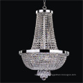 Crystal cheap hot sale commercial lighting industrial incandescent luminaire chandelier