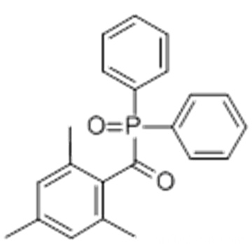 TPO Diphenyl(2,4,6-trimethylbenzoyl)phosphine oxide CAS 75980-60-8 for Sale