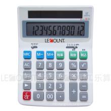 Calculadora de escritorio digital de 12 dígitos con función opcional de impuestos En / Jp (LC222T-JP)