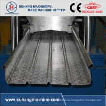 Ce & ISO Calidad Bemo Standing Roof Panel Roll formando la máquina