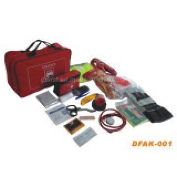 Premier kit de premiers secours et sac de premiers secours de voyage pour le cadeau promotionnel, CE / FDA