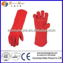 Кожаные сварные перчатки