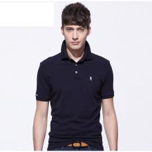 2016 Горячая продажа моды Custom 100% хлопок Мужская рубашка поло