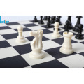 Silicone Chess Set with Chess Board Chess Mat