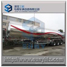 Camion-citerne à carburant tri-essieu Adr 38000 L