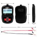 O testador de várias baterias diagnostica a bateria ISS / EFB