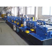 Espesor del material de 2-3 mm para construcción de edificios Purlin Make Machine