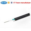 Figura 8 GYXTC8S cable óptico opcional de fibra de 4 núcleos del fabricante de china