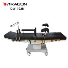 DW-102B Mesa cirúrgica para oftalmologia hidráulica elétrica