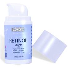 Custom Private Label Retinol Face Moisturizer Collagen Face Cream