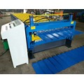 Double Layer Colored Steel Roof Tile Forming Machine