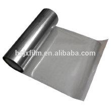 Película de aluminio de vacío Metalizado Poliéster