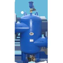 Separador de filtro de ar Vortex DN100