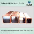 Cristalizador (tubo de cobre de molde) para fundição de lingote
