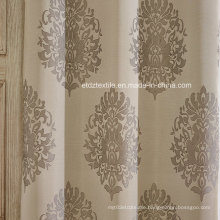 New 2016 Jacquard Flower Pattern of Window Curtain
