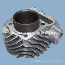 Fabrication ADC12 aluminium moteur de moulage mécanique sous pression Enginee