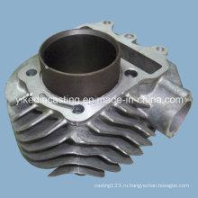 Производство алюминия adc12 литья Двигатель инженерия