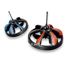 Brinquedo RC quente 2 CH UFO infravermelho rc disco voador