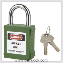 Compact Safety Padlocks