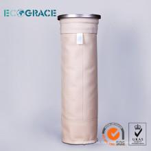 Bolsa de filtro de filtro Nomex Bolsa de filtro de colector de polvo