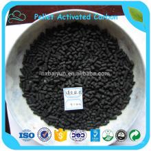 Pelotas de carbono ativadas a granel com base de carvão antracita para purificação do ar