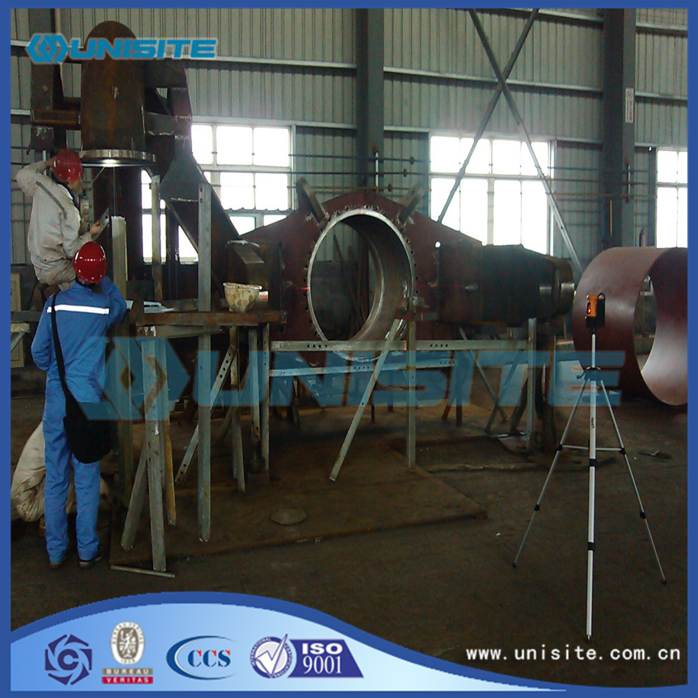 Big Size Pump Suction Pipe
